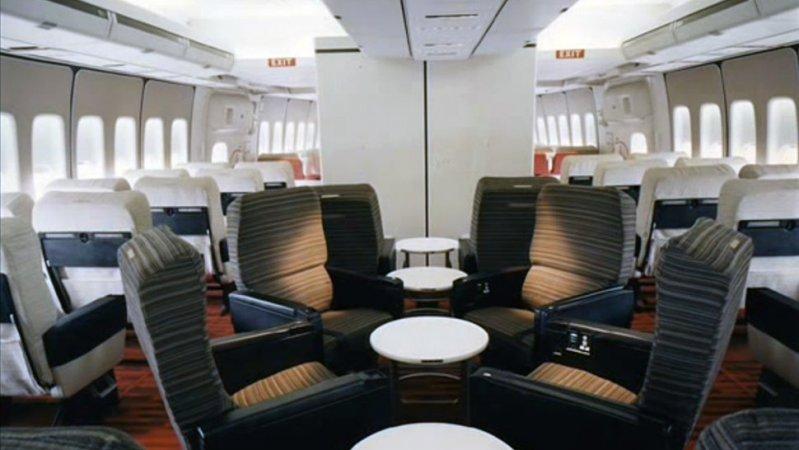 Estas imágenes te ayudarán a comprender por qué viajar en avión en los 70's era mucho mejor que ahora