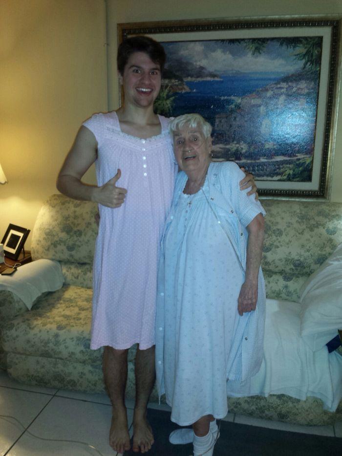 Regalos extravagantes hechos por abuelas