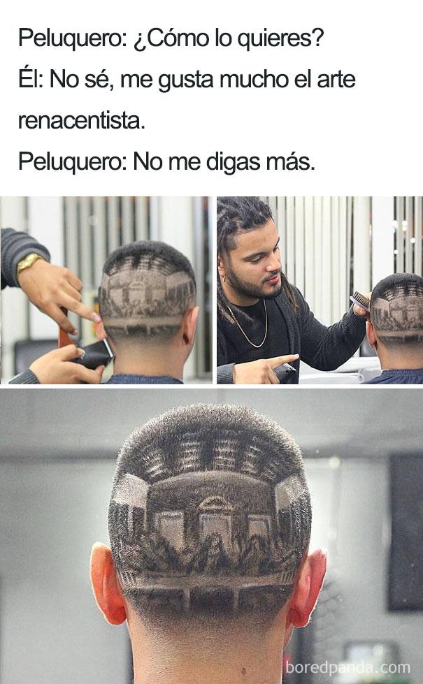"""Peinados tan terribles que se convirtieron en memes """"No digas más"""""""
