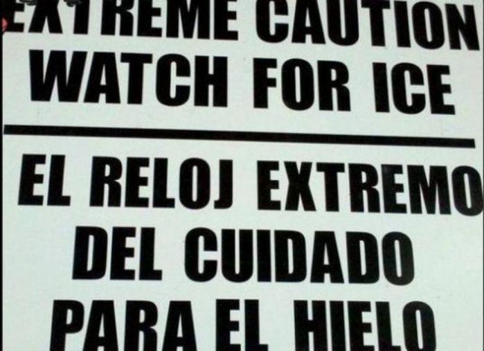 Las peores traducciones de la historia de algunos carteles