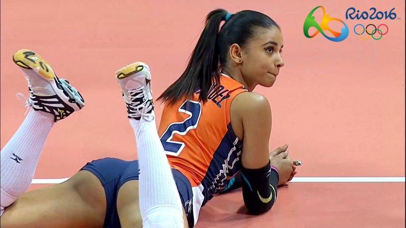 El top cinco de las deportistas más sexis del mundo