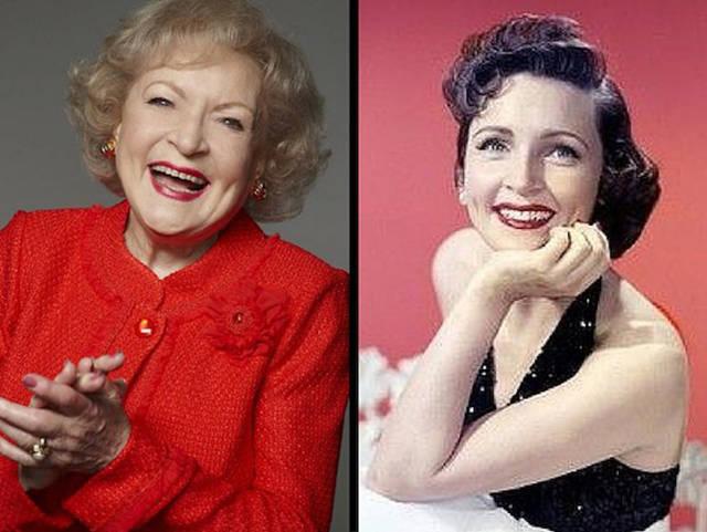 10 Mujeres famosas que nos recuerdan que la juventud NO dura para siempre