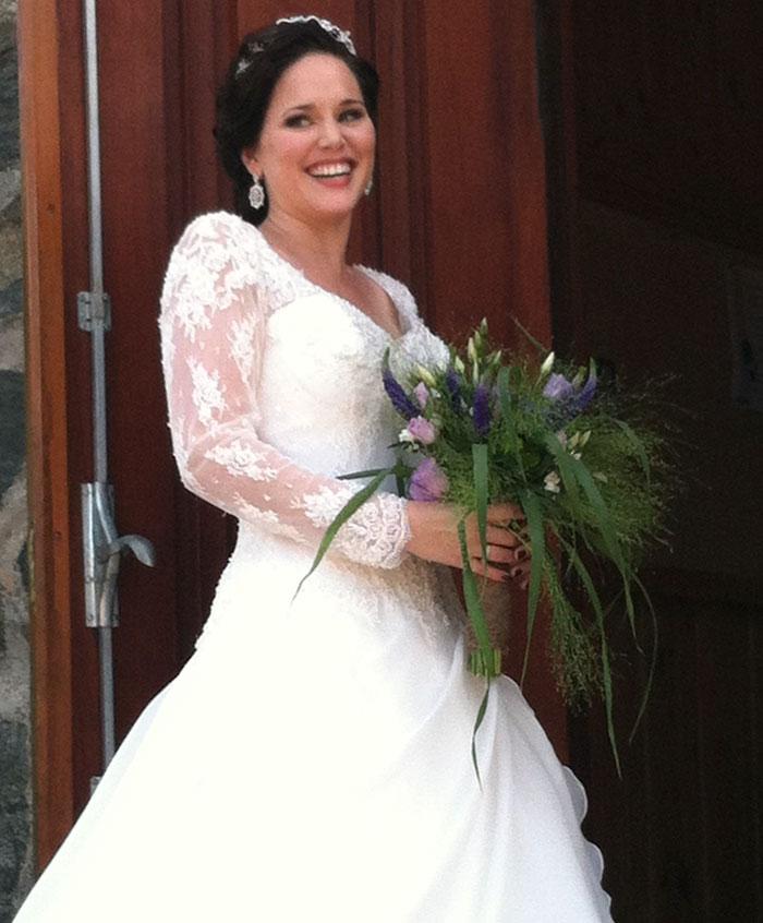 Esto es lo que ocurre cuando no contratas a un fotógrafo de bodas