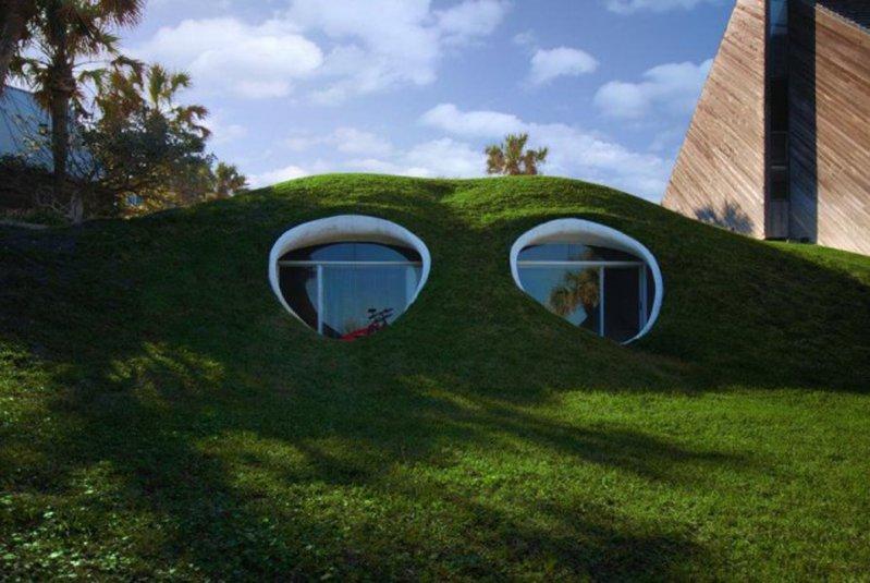 17 arquitectos que nos sorprendieron por su amor a la naturaleza
