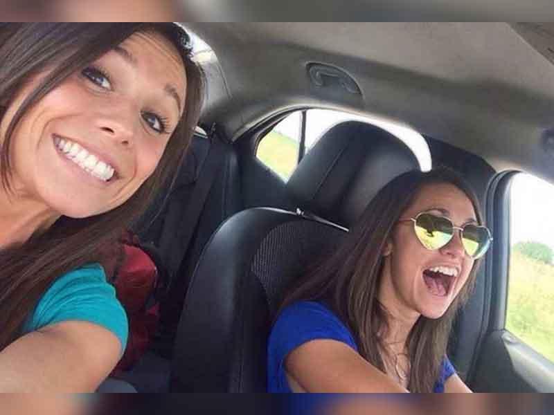 ¡Increíble! Estás Selfies tomadas un momento justo antes de morir